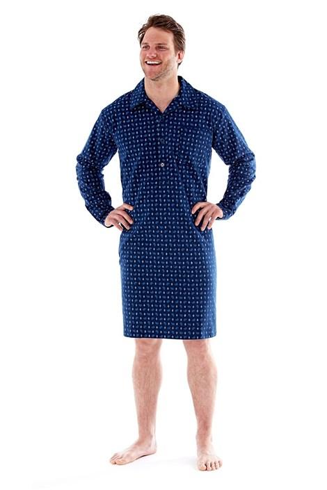 Мужская ночная сорочка Robert Navy