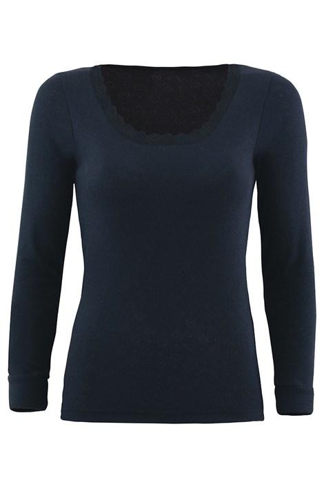 Женская функциональная футболка с длинными рукавами