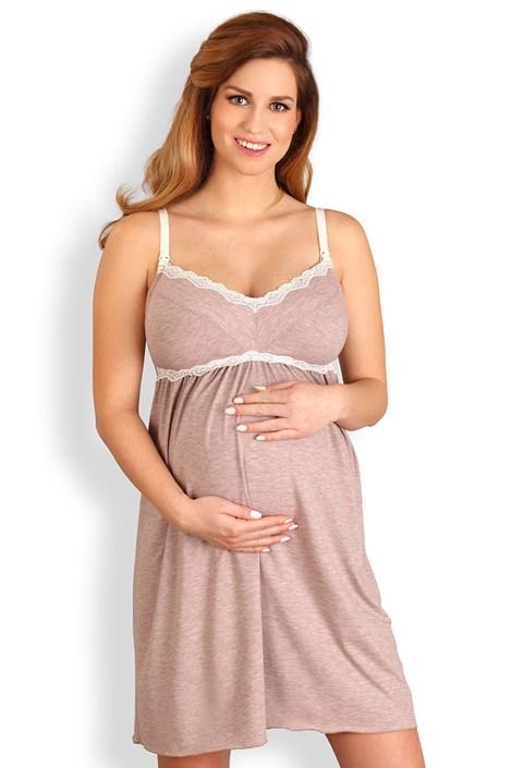 Сорочка для беременных и кормящих мам Laura