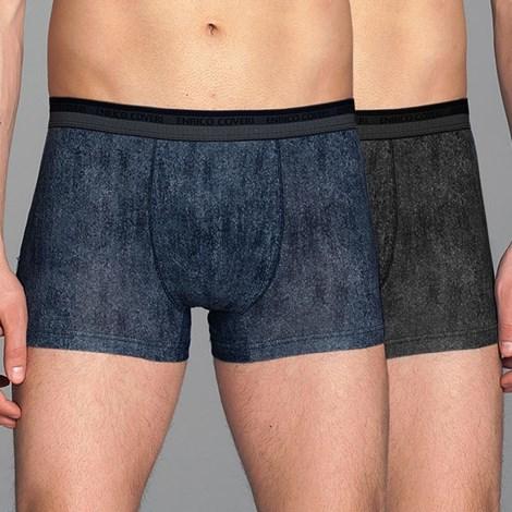 Мужские боксерки EB 1600 jeans
