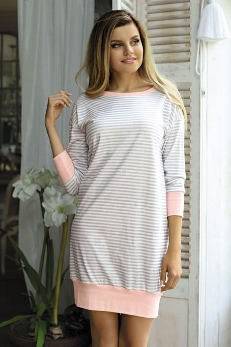 Женская хлопковая ночная сорочка Sweet