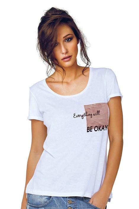 Женская футболка Jadea 4545v3 с модалем