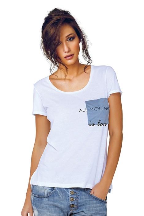 Женская футболка Jadea 4545v1 с модалем