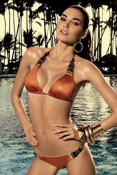 Женский роскошный раздельный купальник Laisan уплотненный
