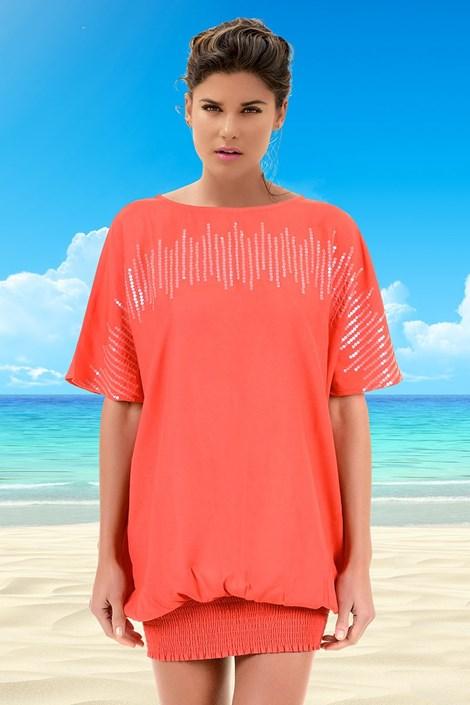 Роскошное летнее платье ручной работы из коллекции David Mare 660