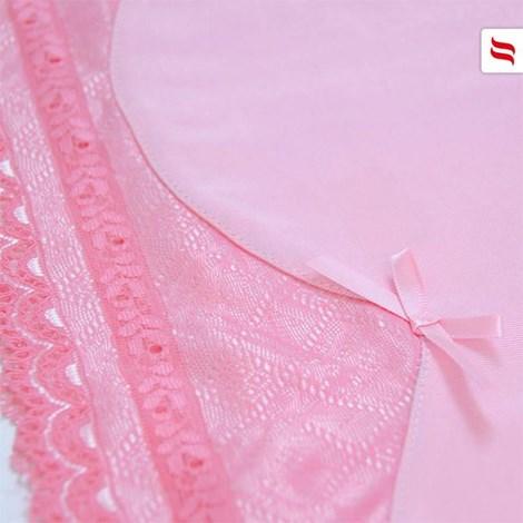 Роскошная сорочка Barbiella - розовая