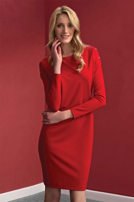 Женское элегантное платье Dianna Red
