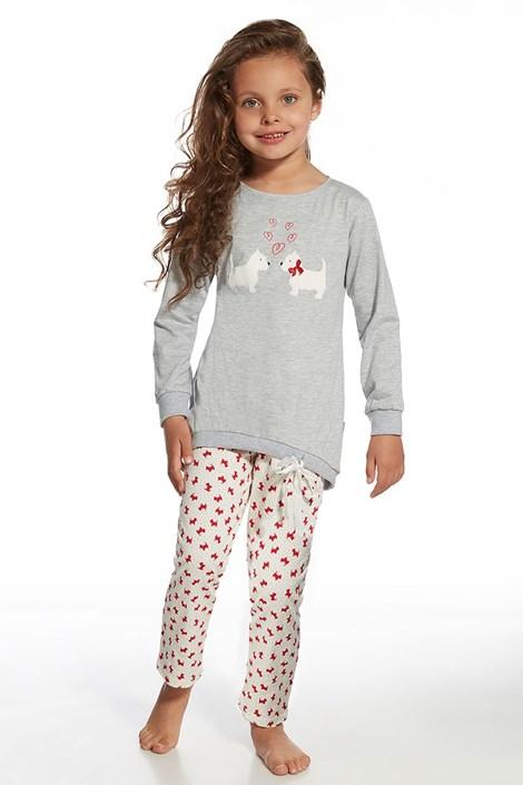 Пижама для девочек Dogs