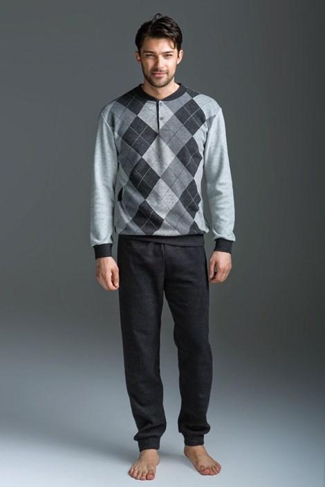 Мужской комплект Allessio - свитер, брюки