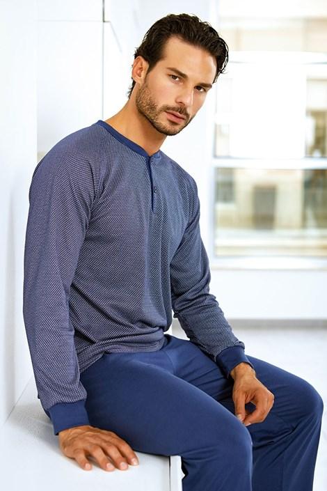 Мужской хлопковый комплект Valentino - кофта, брюки