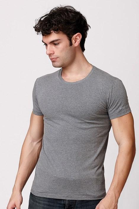 Мужская итальянская футболка Enrico Coveri ET1504 Grimel хлопковая