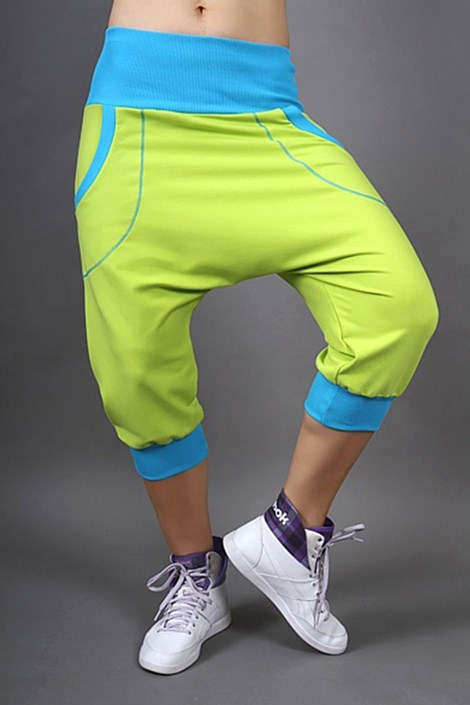 Спортивные бриджи Electric lemon