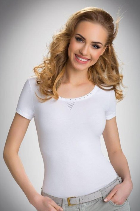 Женская футболка Greta