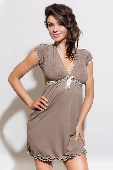Ночная сорочка Iness - капучино