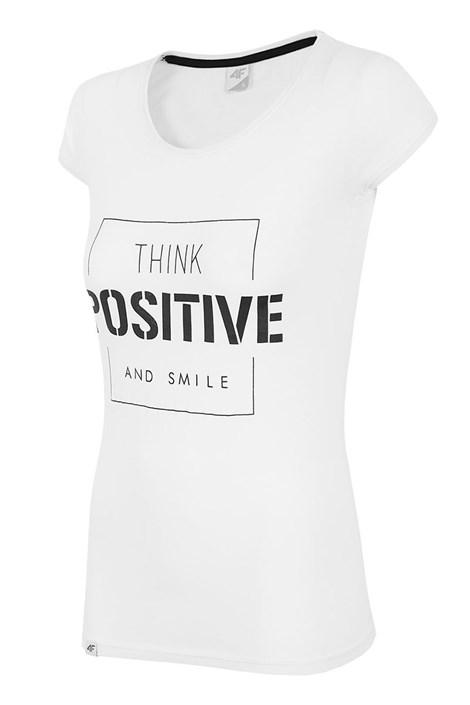 Женская спортивная футболка Positive