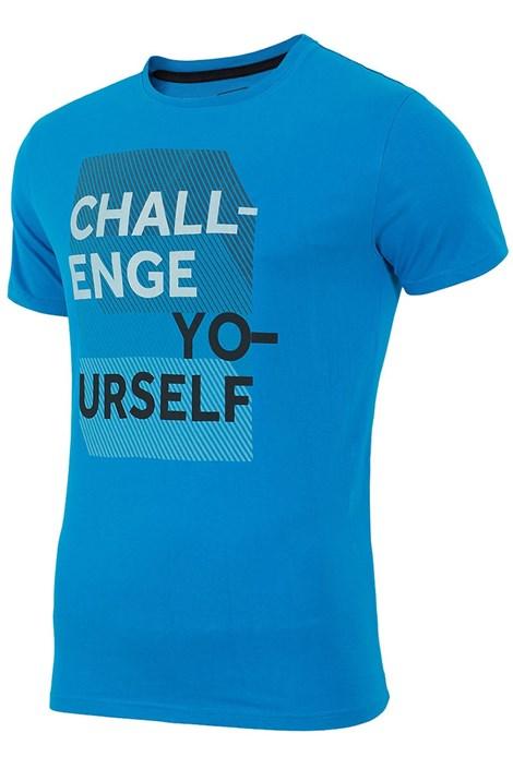 Мужская брендовая футболка 4F TSM016
