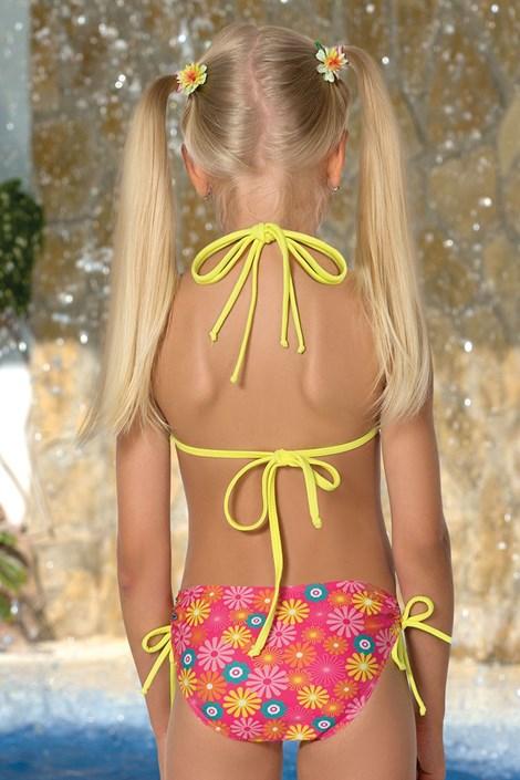 Купальник для девочек Flower M46
