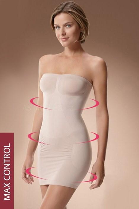 High-Утягивающее платье 50405-max коррекция