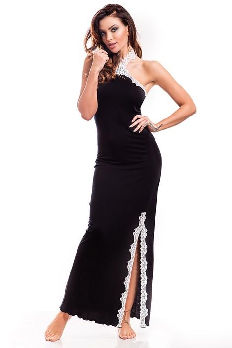 Роскошная сорочка Madlen Black