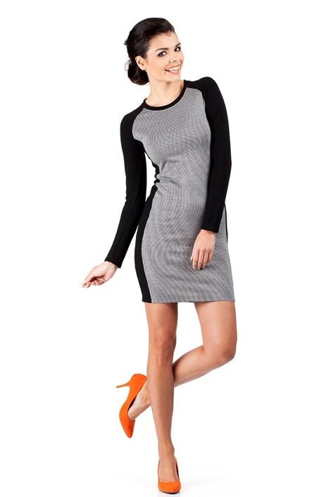 Женское осеннее платье 3 Moe039