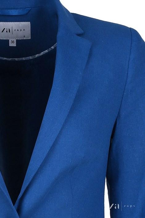 Женский роскошный пиджак Olena Blue