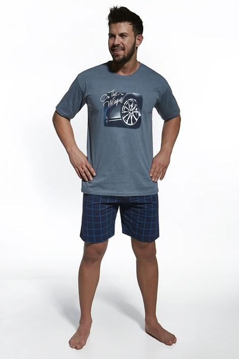 Мужская пижама On the way Blue