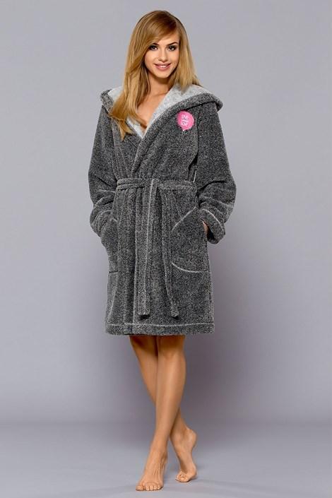 Женский халат Poppy Melange