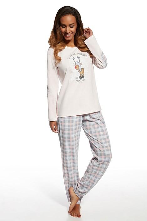 Женская хлопковая пижама Rudolf