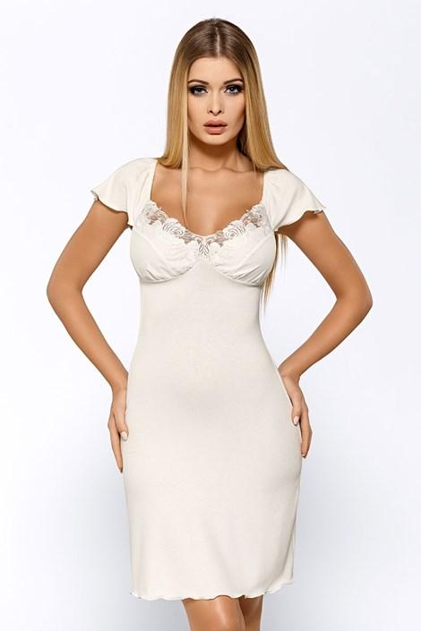 Роскошная сорочка Salomea Ecru