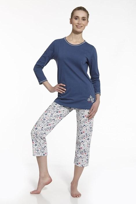 Женская пижама Sara синяя
