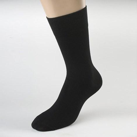 Мужские бамбуковые носки черные