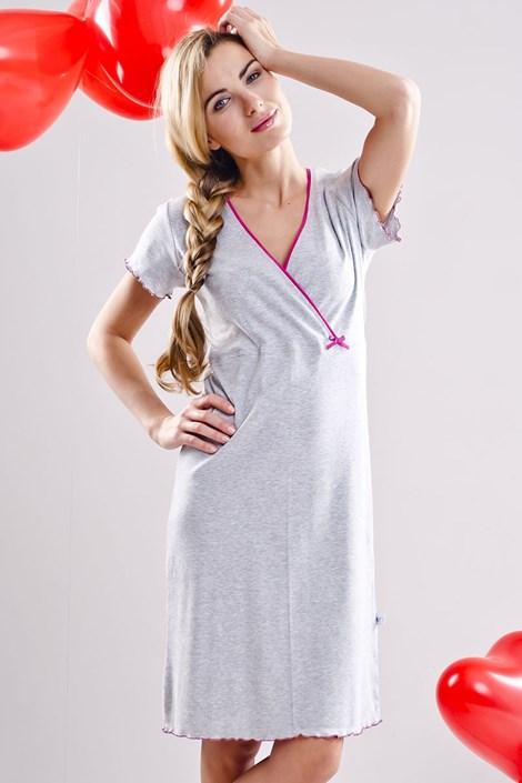 Сорочка для беременных и кормящих мам Beatricia