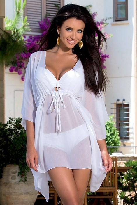 Пляжное платье TOO5 White