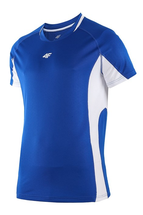 Мужская спортивная футболка Blue