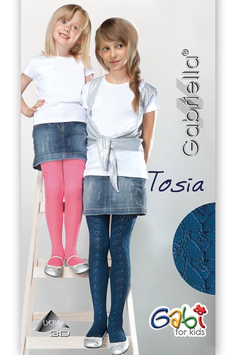 Колготки для девочек Tosia