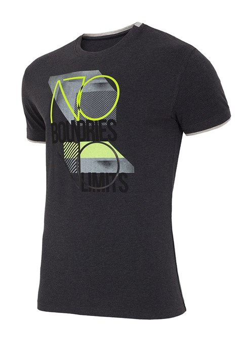 Мужская футболка No limits
