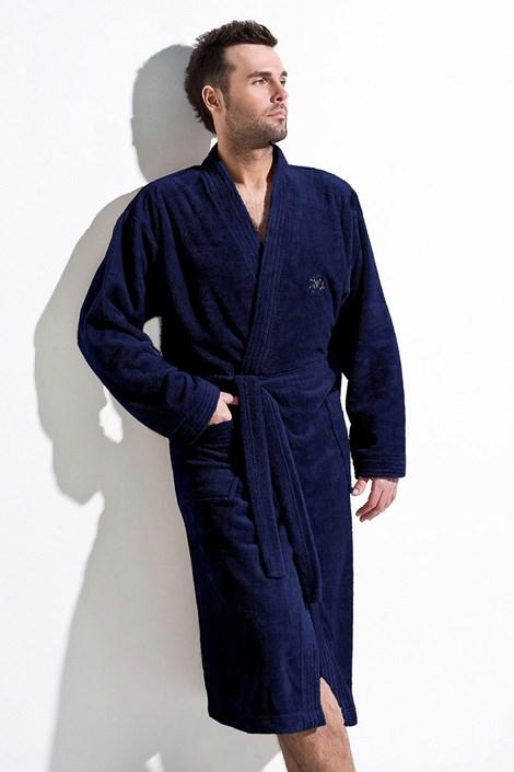 Мужской халат Albert Blue