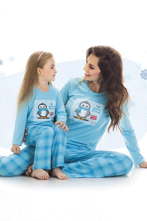 Женская и детская пижама Artic