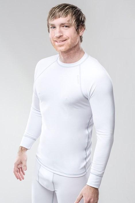 Термо футболка мужская Classic - белая