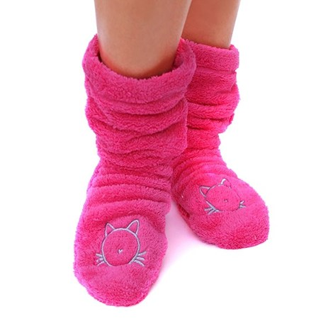 Теплые носочки Duffy Pink