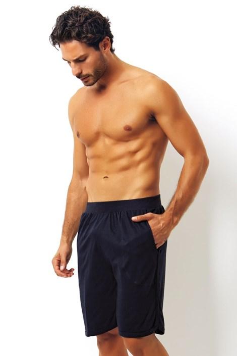 Мужские итальянские пижамные шорты Blu