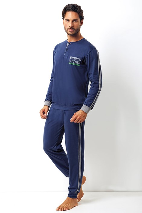 Мужской комплект Antonio - кофта, брюки