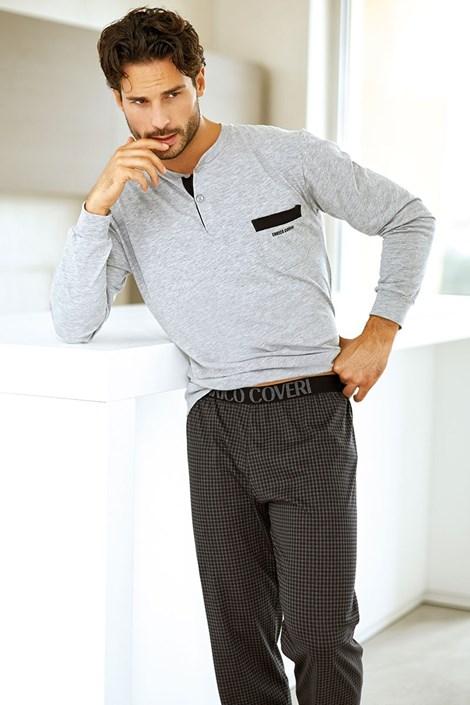 Мужская итальянская пижама Matteo