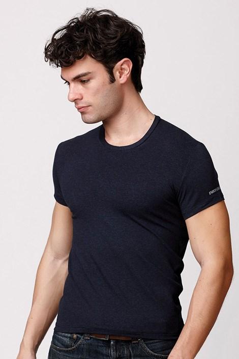 Мужская итальянская футболка Enrico Coveri ET1504 Blumel хлопковая