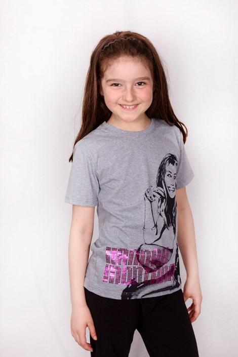 Футболка Hannah Montana1