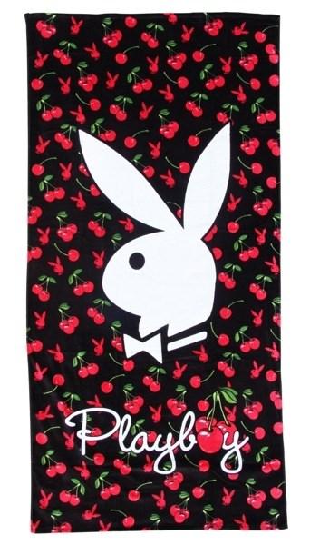Полотенце Cherry black