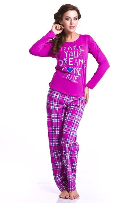 Женская пижама Orchid - темно-розовая
