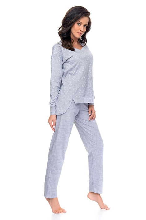 Женская хлопковая пижама Melange