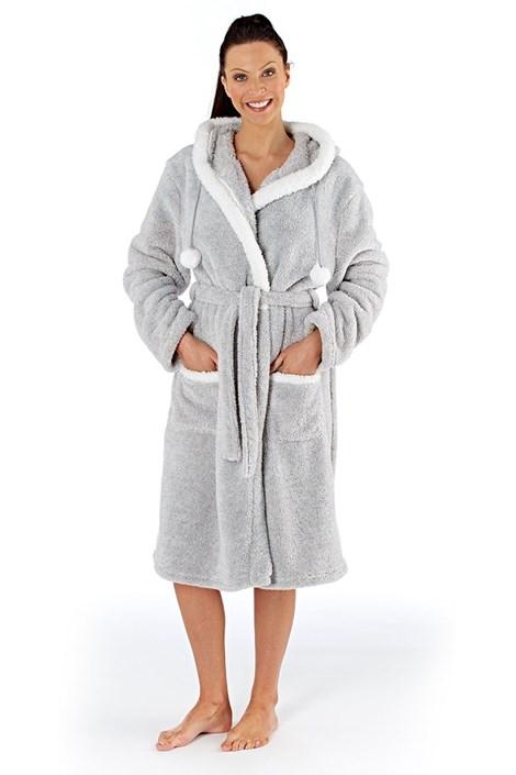 Женский халат Polar bear