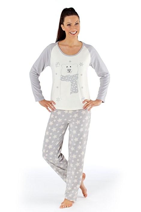 Женская теплая пижама Polar bear